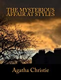 img - for The Mysterious Affair at Styles: The Unabridged Classic Hercule Poirot Mystery in Large Print book / textbook / text book