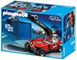 PLAYMOBIL 5256 - Gro�er Containerstapler