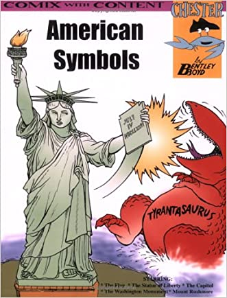 American Symbols (Chester the Crab's Comics with Content Series)