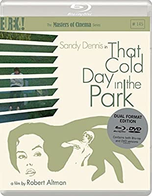That Cold Day in the Park (1969) (Masters of Cinema) Dual Format (Blu-ray & DVD) edition