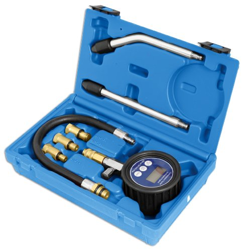 Laser 4831 Petrol Compression Tester Digital