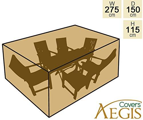 "Aegis Schutzhülle ""Deluxe"", 275cm x 115cm x 150cm, schwarz online bestellen"