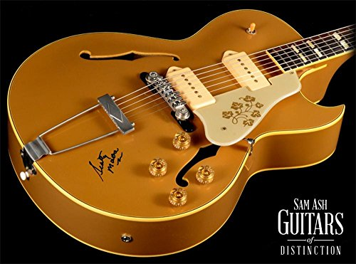 Gibson Es-295 Scotty Moore Hollow Body Electric Guitar (Sn:55 Of 81)