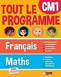 Tout le programme Français/Maths - CM1