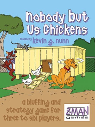Nobody But Us Chickens by Z-Man Games (Nobody But Us Chickens compare prices)