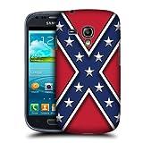 Head Case Designs Rebel Flag Redneck Pride Hard Back Case Cover for Samsung Galaxy S3 III mini I8190