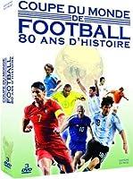 COFFRET COUPE DU MONDE DE FOOTBALL 80 ANS D'HISTOIRE
