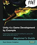 Unity 4.x Game Development by Example Beginners Guide