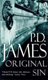 Original Sin (Adam Dalgliesh Mystery Series #9) (0140262350) by P. D. James