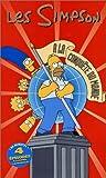 echange, troc Les Simpson : A la conquête du monde [VHS]