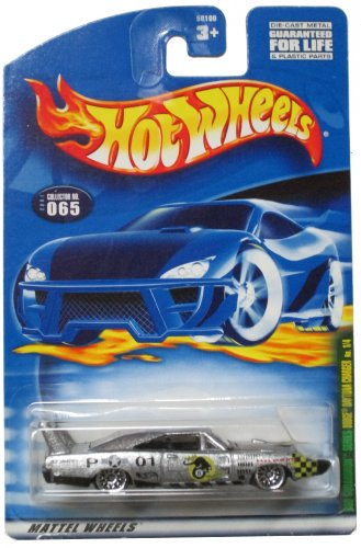 Hot Wheels 2001-065 ROD Squadon Series Dodge Daytona Charger 1/4 1:64 Scale