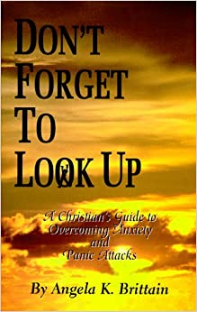 Christian books on overcoming anxiety