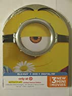 Minions Exclusive Metal Packaging…