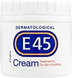 E45 Dermatological Cream Treatment for Dry Skin Conditions (125g)