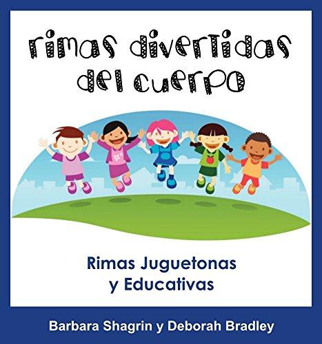 Portada del libro Rimas divertidas del cuerpo de Barbara Shagrin, Deborah Bradley