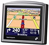 TomTom ONE Explore Satellite Navigation System with GB Mapping, Case