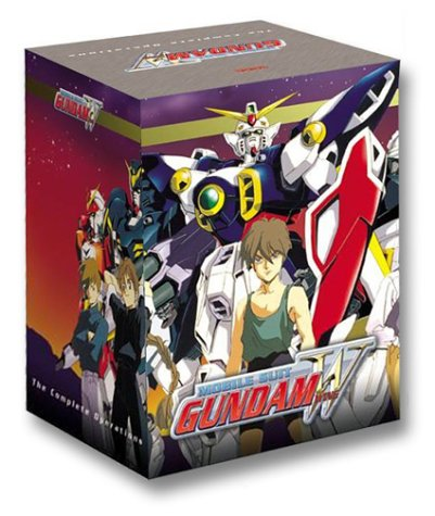 Mobile Gundam Wing Box [DVD] [Region 1] [US Import] [NTSC]