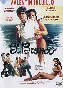 Amazon.com: El Bronco: Tony Bravo, Maribel Guardia, Ana Luisa Peluffo