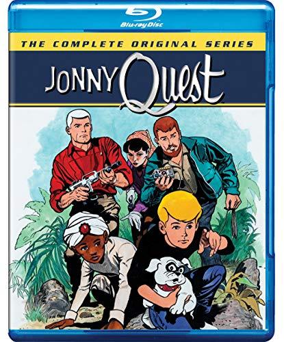 Blu-ray : Jonny Quest: Complete Original Series (1964) (3 Discos)