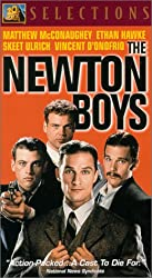Newton Boys [VHS] [Import]