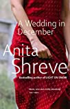 A Wedding In December (0349117993) by Shreve, Anita