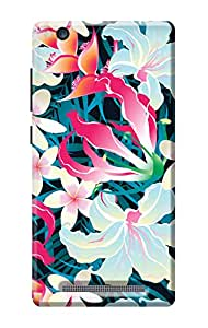 Tamah Designer Printed Back Cover for Xiaomi Redmi 3