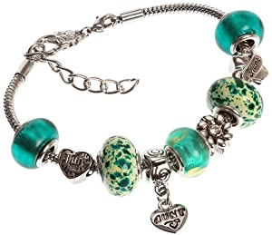 Aunt 39 s charm bracelet with removable pandora for Pandora aunt charm jewelry