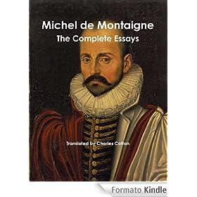 essays by montaigne amazon