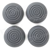 New Silicone RIDGE RING SHAPE Thumb Grips Anti-Slip Silicone Cap Cover For PS4 PS3 Xbox One Xbox 360 Controller...