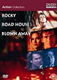Rocky/Road House/Blown Away [DVD]