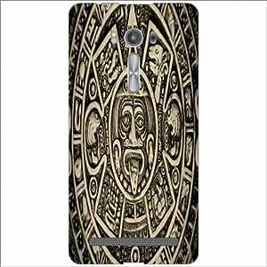 Asus ZenFone 2 Laser ZE500KL - Floweric Phone Cover [Electronics]