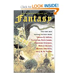 The Mammoth Book of Fantasy by Mike Ashley, John Howe, Roger Zelazny and Charles de Lint