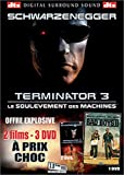 echange, troc Terminator 3 - Édition Collector 2 DVD / Bad Boys 2 - Bipack 3 DVD