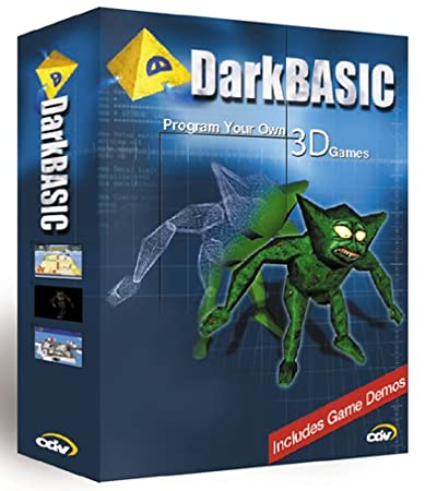 DarkBASIC 3D Games Creator [Old Version]