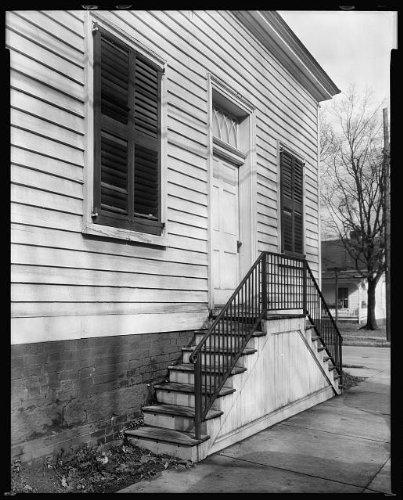 Photo Archibald Henderson Law-Offices, Rowan County, North Carolina 1938