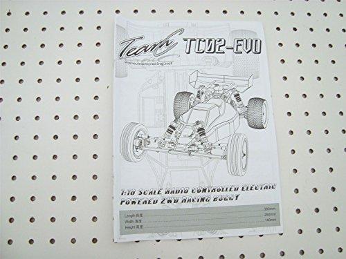 Team C TC02 Evo Owners Instruction Manual