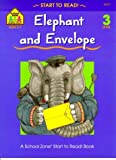 Elephant and Envelope - level 3 (Start to Read! Series) (0887430171) by Gregorich, Barbara