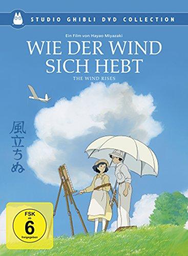 Wie der Wind sich hebt: Studio Ghibli Collection [2 DVDs] [Special Edition]