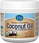 Viva Labs Organic Extra Virgin Coconu...