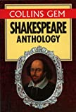 Gem Shakespeare Anthology (Collins Gem) (0004707206) by William Shakespeare