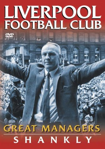 Liverpool Fc – 3 Managers: Shankly [DVD]