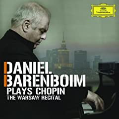 Daniel Barenboim plays Chopin - The Warsaw Recital