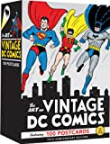 The-Art-of-Vintage-DC-Comics-100-Postcards