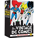 The The Art of Vintage DC Comics
