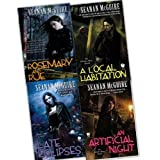 October Daye (Rosemary and Rue / Local Habitation / An Artificial Night / Late Eclipses)by Seanan McGuire