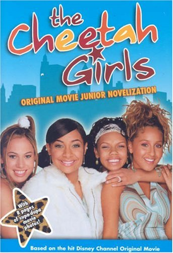 Image for The Cheetah Girls Movie: Junior Novel