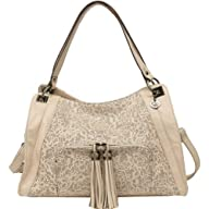 Jessica Simpson Miranda Satchel Top Handle Bag