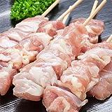 【鶏モモ串 焼き鳥 特大 生】鳥串 30g×50本【2個注文で】1個オマケ【3個注文で】2個オマケ(BBQ)