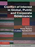 img - for Conflict of Interest in Global, Public and Corporate Governance book / textbook / text book