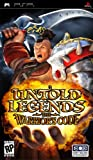 Untold Legends Warriors Code - PlayStation Portable